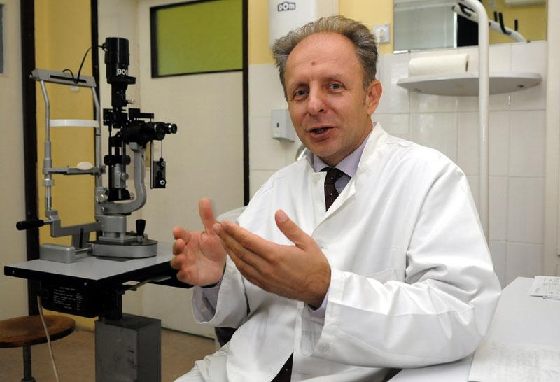Dr sci. med. Miroslav Stamenković u ordinaciji Dr Jovović u subotu 19.12.2015. god