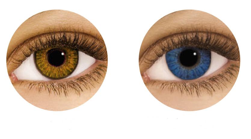 Air Optix Colors sočiva u boji na akciji u decembru!
