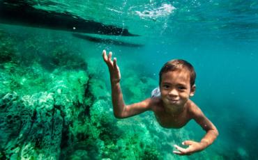 Djeca koja vide pod vodom