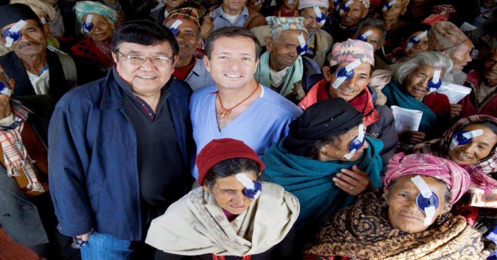 Doktori vracaju vid milionima ljudi širom planete