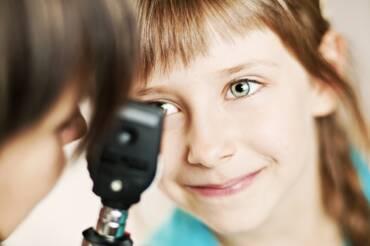 Glaukom kod djece