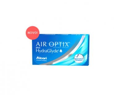 Nova Air Optix plus Hydra Glyde sočiva u našoj optici i ordinaciji